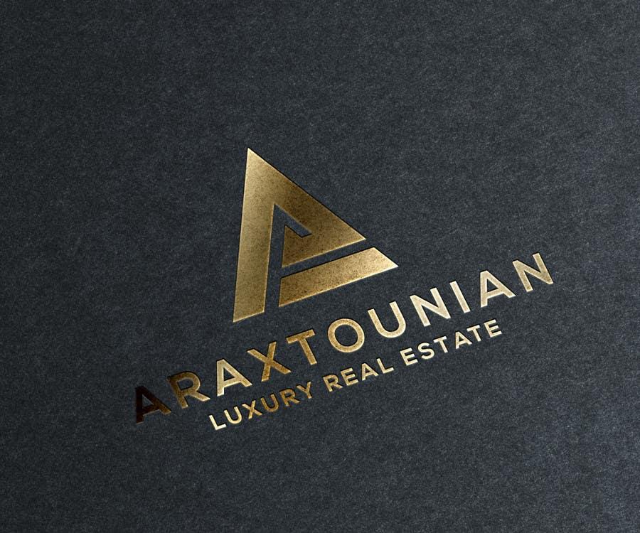 Penyertaan Peraduan #58 untuk Design a Logo for AraxTounian.com
