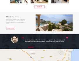 #24 untuk design Website Mockup for a real estate website oleh muhamedibrahim25