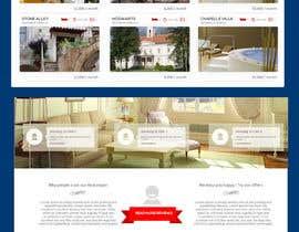 #38 untuk design Website Mockup for a real estate website oleh ajaygowtam19