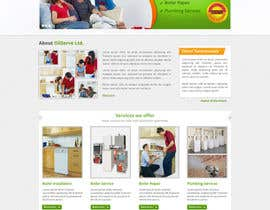 nº 44 pour Build a Website for OilServe Ltd. par rainbowfeats