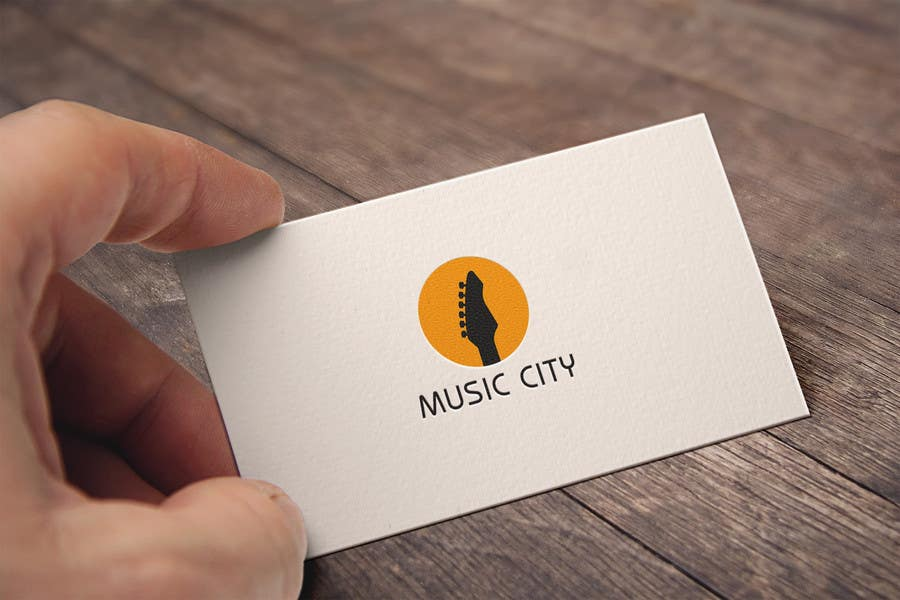 Konkurrenceindlæg #3 for Design a Logo for Music City