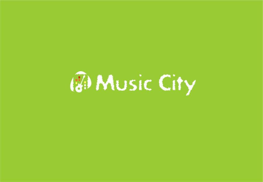 Penyertaan Peraduan #12 untuk Design a Logo for Music City