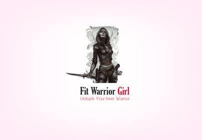 #29 for Design a Logo for Fit Warrior Girl af alejandranhr
