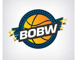 #37 untuk Design a Logo for BOBW Basketball  Training oleh rajeshe180