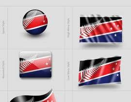 #773 cho Design the New Zealand flag by 10pm NZT tonight bởi pasansl
