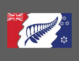 #370 untuk Design the New Zealand flag by 10pm NZT tonight oleh HAJI5