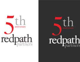 #55 for Design a Logo for Redpath Partners' 5 Year Anniversary af vadimcarazan