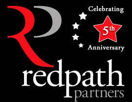 #65 for Design a Logo for Redpath Partners' 5 Year Anniversary af Corbusllp