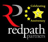 Graphic Design Konkurrenceindlæg #66 for Design a Logo for Redpath Partners' 5 Year Anniversary