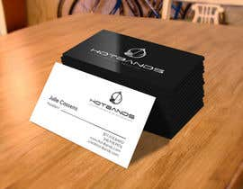 #36 untuk Design some Business Cards for Hot Bands oleh flechero