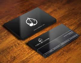 #146 untuk Design some Business Cards for Hot Bands oleh flechero