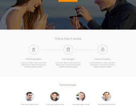 #46 untuk Design a Website home / landing page oleh lx2design