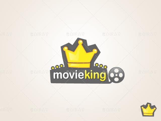 Bài tham dự cuộc thi #                                        34                                      cho                                         Design a Logo,Bg,Favicon for moviesite