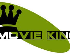 #74 for Design a Logo,Bg,Favicon for moviesite by S1984