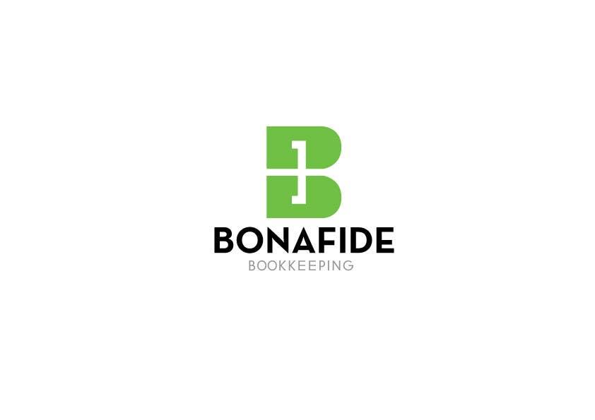 Konkurrenceindlæg #36 for Bonafide Bookkeeping