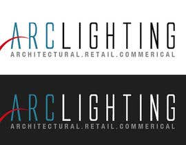 #34 para Design a Logo for Arc Lighting por geniedesignssl
