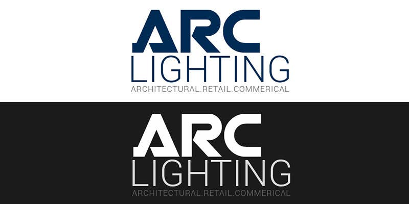 entry 36 by geniedesignssl for design a logo for arc lighting