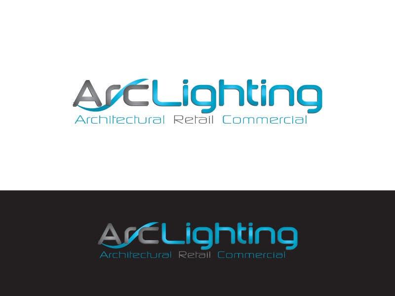 Bài tham dự cuộc thi #30 cho Design a Logo for Arc Lighting