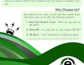 #4 untuk A4 Company Leaflet Design oleh Bracious