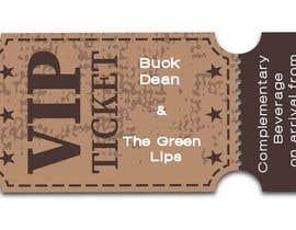 #12 cho VIP concert ticket bởi biancastanea91