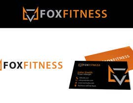 nº 130 pour Fox Fitness needs a Logo par ibrandstudio