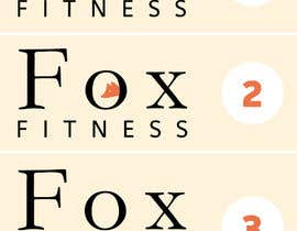 nº 193 pour Fox Fitness needs a Logo par CanvasOrange
