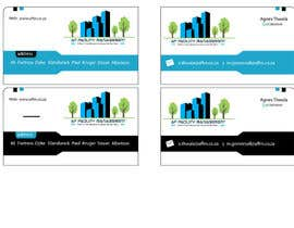 #4 untuk Improve the quality of the provided letterhead and business cards oleh PoochyPooch