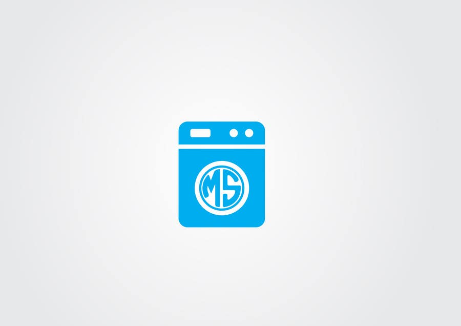 Konkurrenceindlæg #75 for Logo design of a washing machine