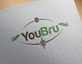 #289 for Design a Logo for YouBru by Pierro52