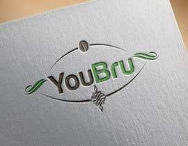#289 for Design a Logo for YouBru af Pierro52