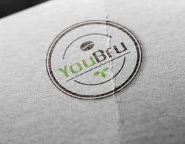 #188 for Design a Logo for YouBru af AhmedElewa0057