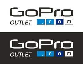 #28 untuk Design a Logo for GoPro-Outlet.com oleh glex92
