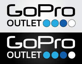 #11 untuk Design a Logo for GoPro-Outlet.com oleh vikasswami