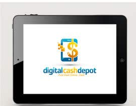 sbelogd tarafından Design a Logo for Digital Cash Depot - An online site to help people find good loans at good rates için no 23