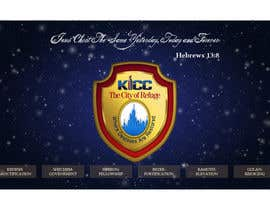 #7 untuk Design a Banner KICC The City of Refuge oleh pearl1803