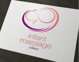 #54 for Infant Massage by sbelogd