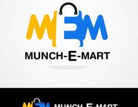#44 for Design a Logo for Munch-E-Mart af dlanorselarom