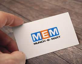 #80 for Design a Logo for Munch-E-Mart af cuongprochelsea