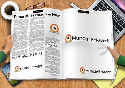 thenext01 tarafından Design a Logo for Munch-E-Mart için no 94