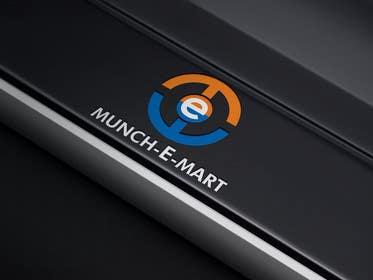 javedg tarafından Design a Logo for Munch-E-Mart için no 43