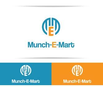 #74 for Design a Logo for Munch-E-Mart af SergiuDorin