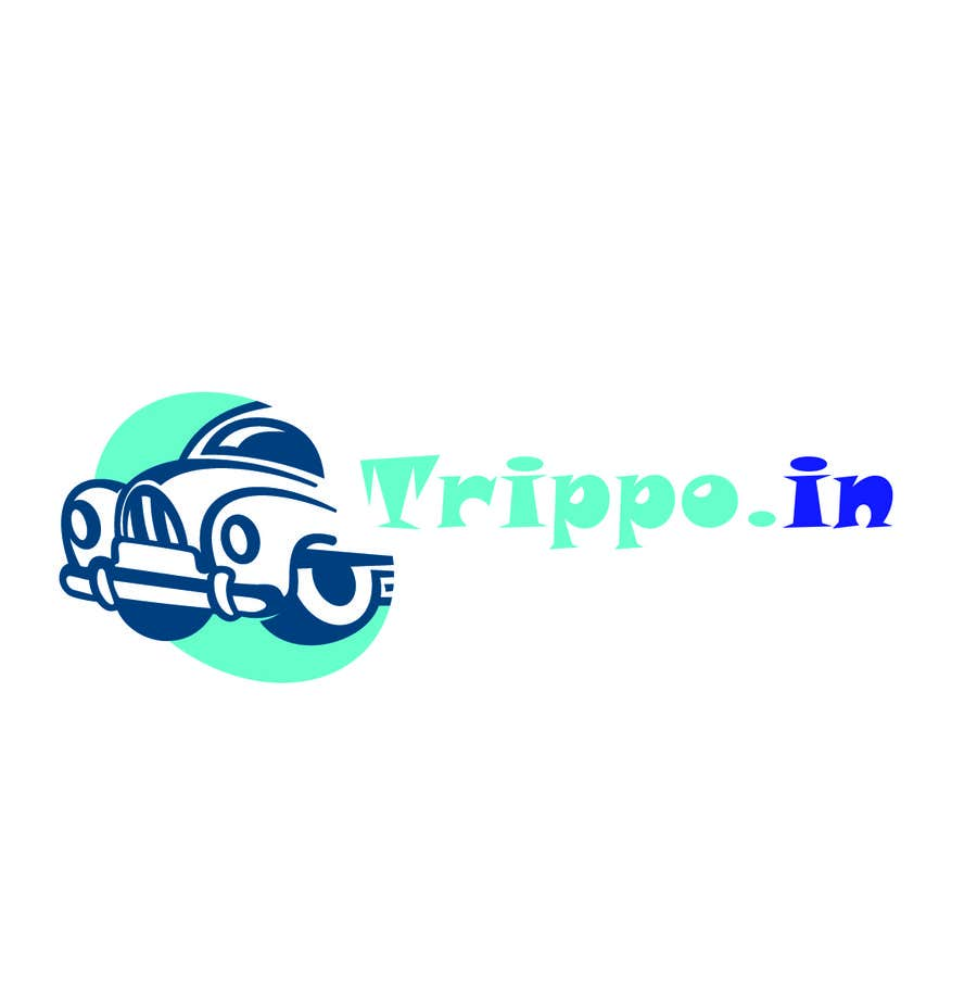 Penyertaan Peraduan #59 untuk Design a Logo for trippo.in