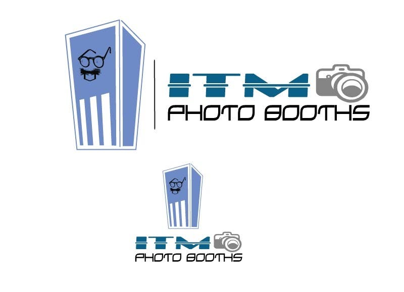 #48 for Design a Logo for PHOTO BOOTH company.  ONLY THE BEST DESIGNERS! by fivestardesigner