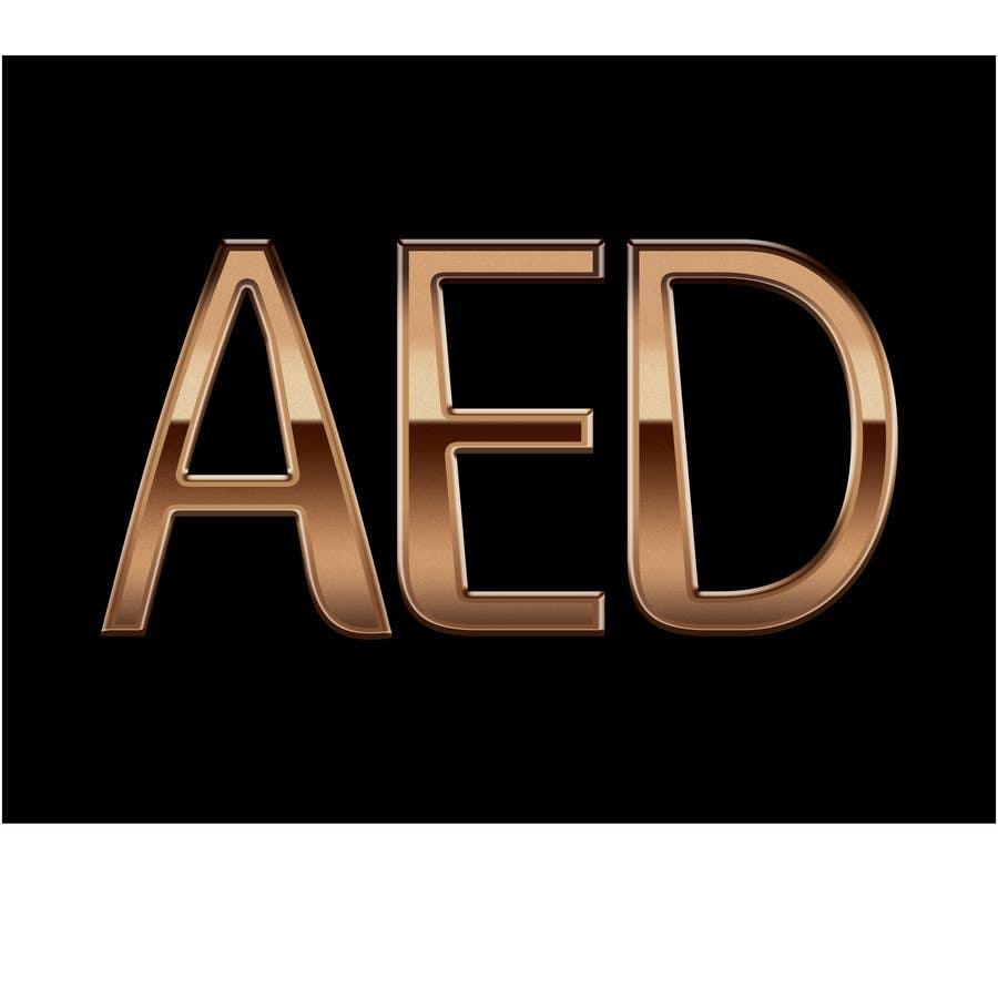 Penyertaan Peraduan #58 untuk Design a Logo for AED