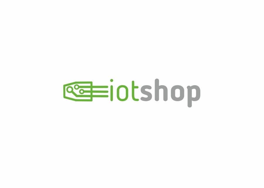 Penyertaan Peraduan #8 untuk Create Logo desing for our electronic webshop