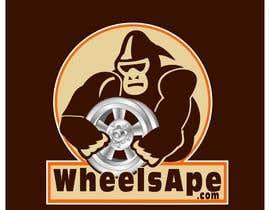 #40 untuk Build a logo for WheelsApe.COM ! oleh robertmorgan46