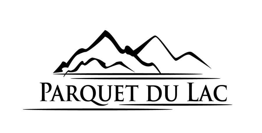 Penyertaan Peraduan #26 untuk Logo design for Parquet du Lac