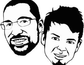 #14 cho Create a 2D Caricature/Cartoon of 2 Faces bởi GLPing