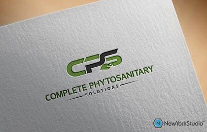 #34 untuk Design a Logo for Complete Phytosanitary Solutions oleh SergiuDorin