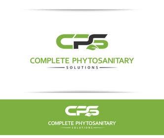 #35 untuk Design a Logo for Complete Phytosanitary Solutions oleh SergiuDorin